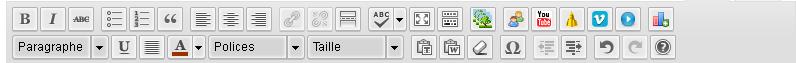 Écrire un article : utiliser l'éditeur visuel dans Tutoriels 2article_10